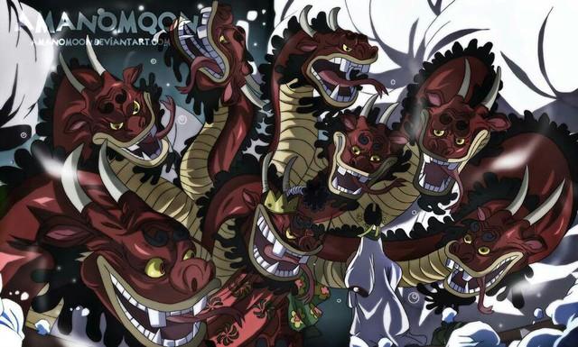 Giả thuyết One Piece: Orochi chưa chết, lợi dụng Luffy để tiêu hao sinh lực băng Kaido Bách Thú - Ảnh 3.