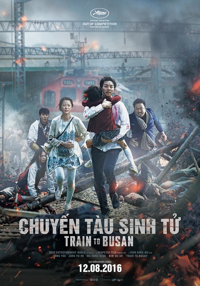 Cày 5 phim zombie Hàn để sẵn sàng tinh thần đu Peninsula: Hot nhất vẫn là tiền truyện bom tấn Train To Busan - Ảnh 1.