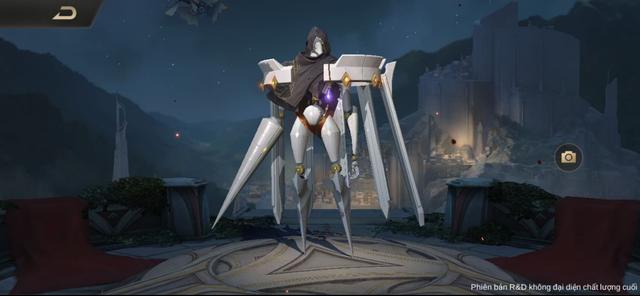 Liên Quân Mobile: Timi đại phẫu tướng Tanker gần như không ai chơi, game thủ ngỡ là skin Thần Sứ mới - Ảnh 2.