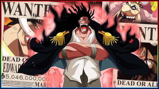 One Piece: Tứ Hoàng Shanks và 4 nhân vật trong diện tình nghi là hậu duệ của Rocks D. Xebec - Ảnh 1.