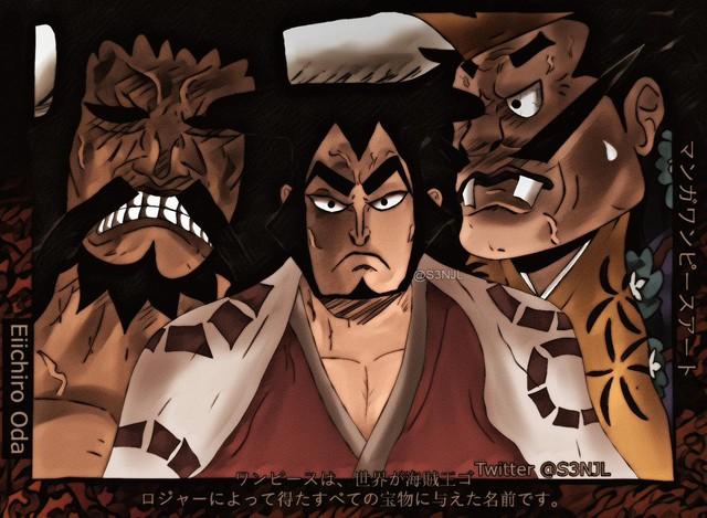 Orochi và quy luật nhân quả trong One Piece, Gieo nhân nào thì gặt quả nấy - Ảnh 3.