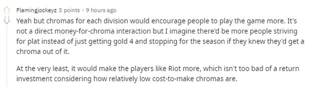 Game thủ đưa ý tưởng cực hay là thêm đa sắc dựa theo rank và skin Vinh Quang, cộng đồng LMHT gật gù hưởng ứng - Ảnh 11.
