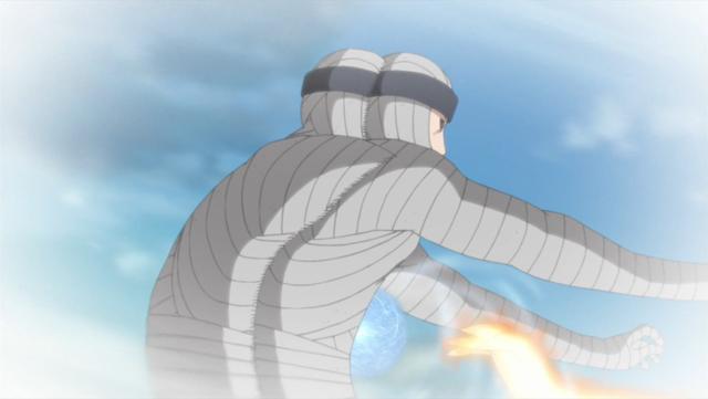 Naruto: Top 8 Kage chuyển sinh mạnh nhất trong Đại Chiến Ninja lần 4 (P.1) - Ảnh 13.
