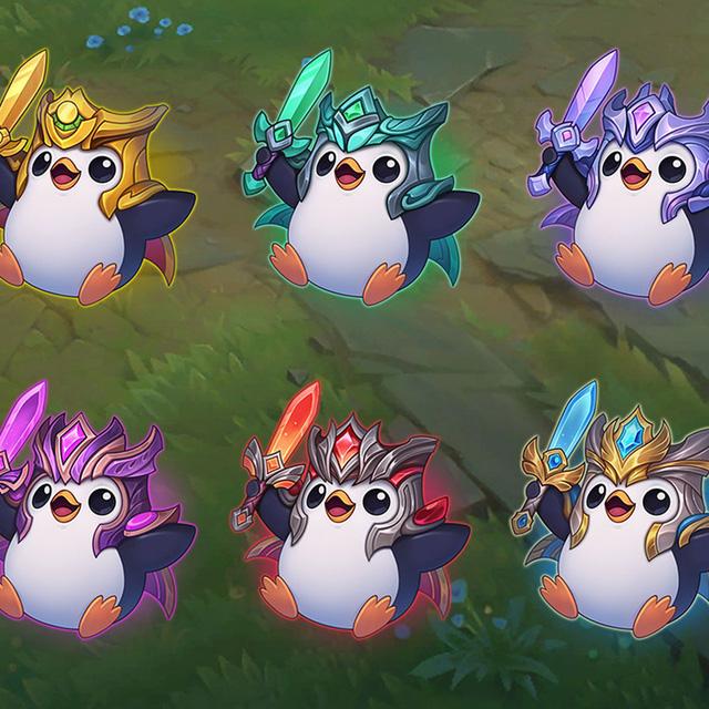 Game thủ đưa ý tưởng cực hay là thêm đa sắc dựa theo rank và skin Vinh Quang, cộng đồng LMHT gật gù hưởng ứng - Ảnh 12.