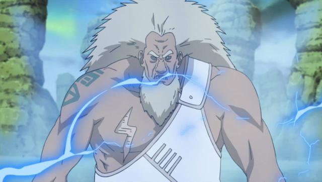 Naruto: Top 8 Kage chuyển sinh mạnh nhất trong Đại Chiến Ninja lần 4 (P.1) - Ảnh 6.