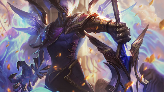 Game thủ đưa ý tưởng cực hay là thêm đa sắc dựa theo rank và skin Vinh Quang, cộng đồng LMHT gật gù hưởng ứng - Ảnh 1.