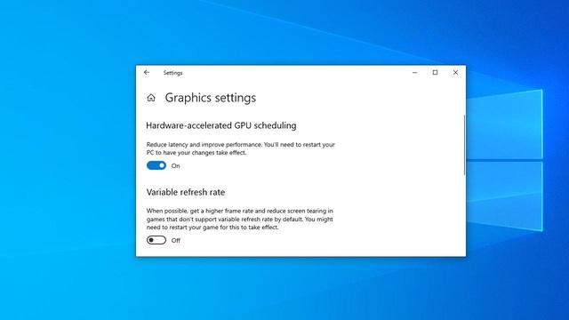 Windows 10 2004 giúp chơi game mượt hơn, anh em đã thử chưa? - Ảnh 2.