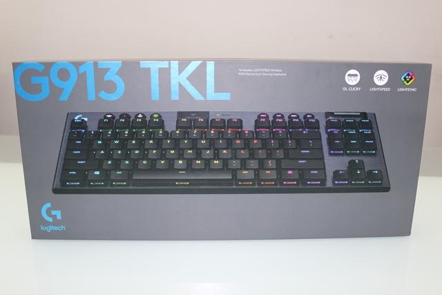 Logitech G913 TKL, bàn phím không dây cao cấp đáng mua cho game thủ trong năm 2020 - Ảnh 1.