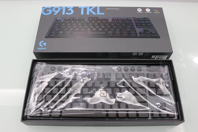 Logitech G913 TKL, bàn phím không dây cao cấp đáng mua cho game thủ trong năm 2020 - Ảnh 6.