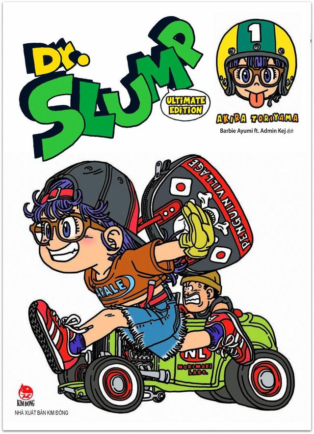 Dr. Slump Ultimate Edition: Manga kinh điển 1 thời của tác giả Dragon Ball ra mắt phiên bản đặc biệt cực đẹp! - Ảnh 1.