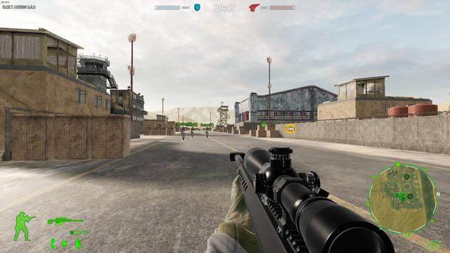 Đánh giá nhanh Tip of the Spear: Task Force Elite - Niềm tự hào mới của game Việt trên Steam - Ảnh 1.