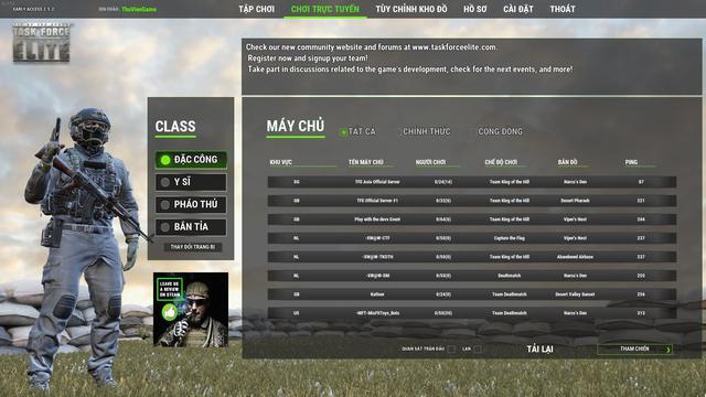 Đánh giá nhanh Tip of the Spear: Task Force Elite - Niềm tự hào mới của game Việt trên Steam - Ảnh 3.