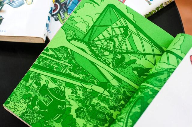 Dr. Slump Ultimate Edition: Manga kinh điển 1 thời của tác giả Dragon Ball ra mắt phiên bản đặc biệt cực đẹp! - Ảnh 5.