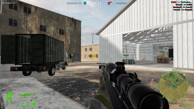 Đánh giá nhanh Tip of the Spear: Task Force Elite - Niềm tự hào mới của game Việt trên Steam - Ảnh 8.