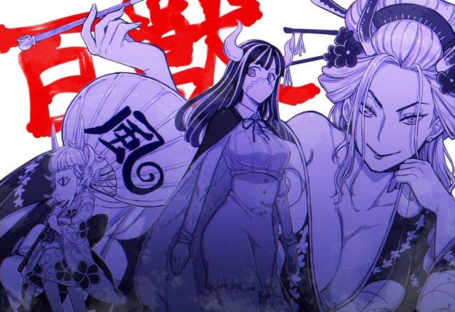 One Piece: Điểm mặt dàn mỹ nhân trong băng Bách Thú, body thì nuột ngực thì khủng - Ảnh 1.