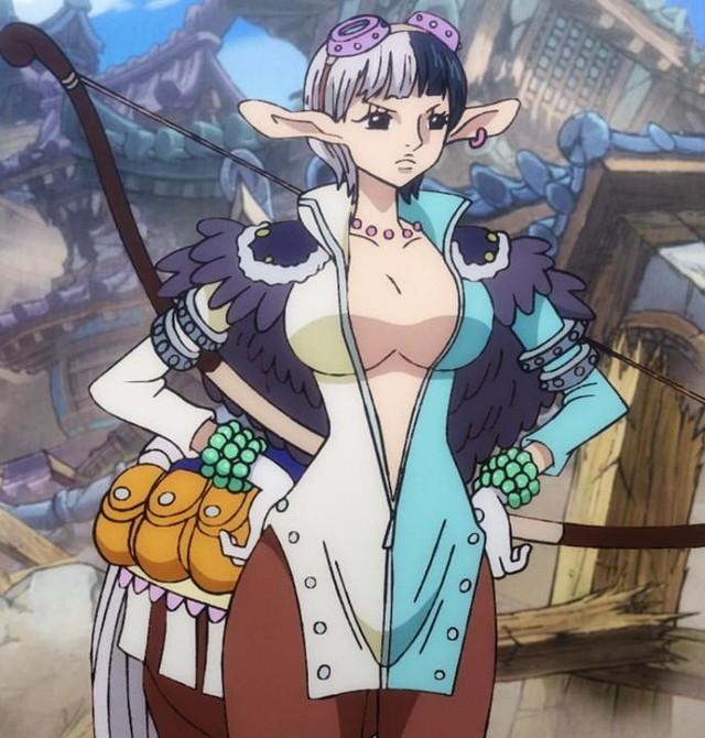 One Piece: Điểm mặt dàn mỹ nhân trong băng Bách Thú, body thì nuột ngực thì khủng - Ảnh 4.
