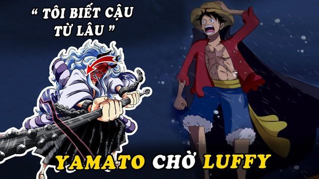 One Piece: Không phải ai khác, chính Yamato sẽ là thành viên thứ 11 của băng hải tặc Mũ Rơm? - Ảnh 1.