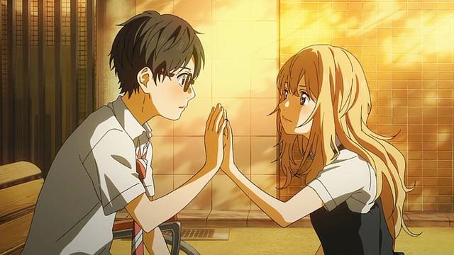 Top 4 chuyện tình đơn phương đẹp nhất trong Anime, hạnh phúc đâu phải là mãi bên cạnh nhau - Ảnh 4.