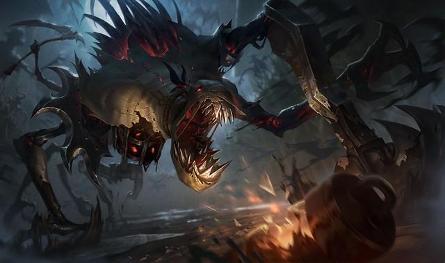 LMHT: Danh tính con ác quỷ thượng cổ đã hồi sinh Yone, Darkin cũng chỉ là tôm tép khi so sánh? - Ảnh 4.