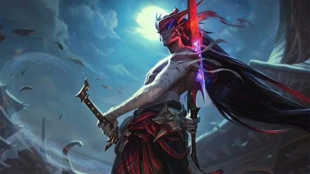 LMHT: Danh tính con ác quỷ thượng cổ đã hồi sinh Yone, Darkin cũng chỉ là tôm tép khi so sánh? - Ảnh 7.