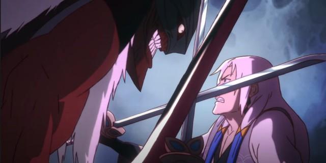 LMHT: Danh tính con ác quỷ thượng cổ đã hồi sinh Yone, Darkin cũng chỉ là tôm tép khi so sánh? - Ảnh 8.