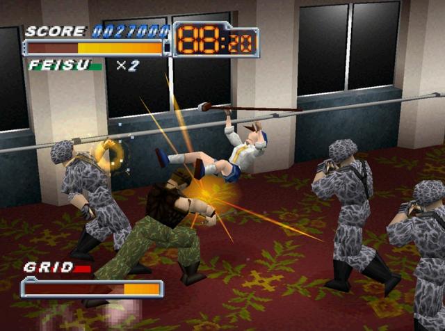 Thời chưa có quán net, dân ta chơi gì trên Playstation 1? - Ảnh 7.