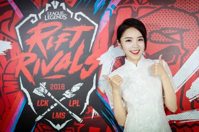 Top 8 nữ MC LMHT xinh đẹp nhất thế giới: LCK có 3 đại diện nhưng vẫn thua hết Minh Nghi! - Ảnh 19.