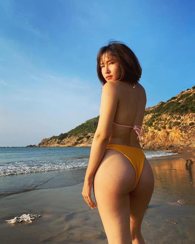 Khi dàn nữ streamer thả dáng với bikini, không vòng eo con kiến thì cũng vòng 3 cực nóng bỏng! - Ảnh 5.