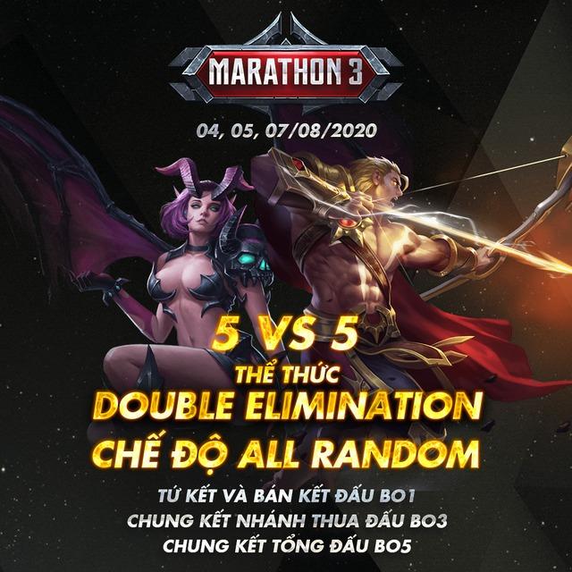Khai mở một tuần, Liên Quân Marathon 2020 đã hút đông đảo game thủ cả nước tề tựu - Ảnh 6.