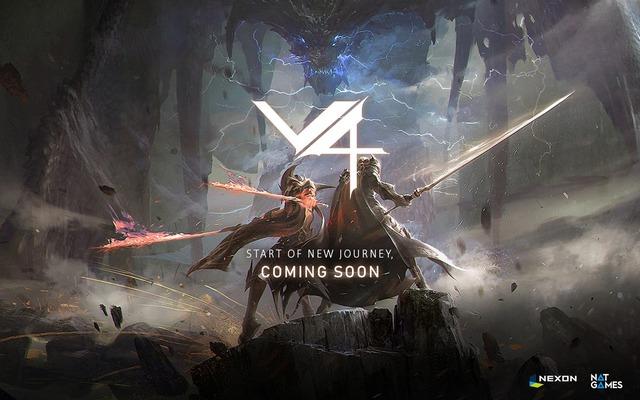 Bom tấn V4 có đồ họa Unreal Engine 4 ra mắt toàn cầu, game thủ Việt khóc hận vì bị phân biệt đối xử - Ảnh 1.