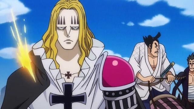 One Piece: Khả năng thu phục của Kaido không phải dạng vừa đâu, khi dưới trướng có tận 5 thuyền trưởng hải tặc nổi tiếng - Ảnh 3.