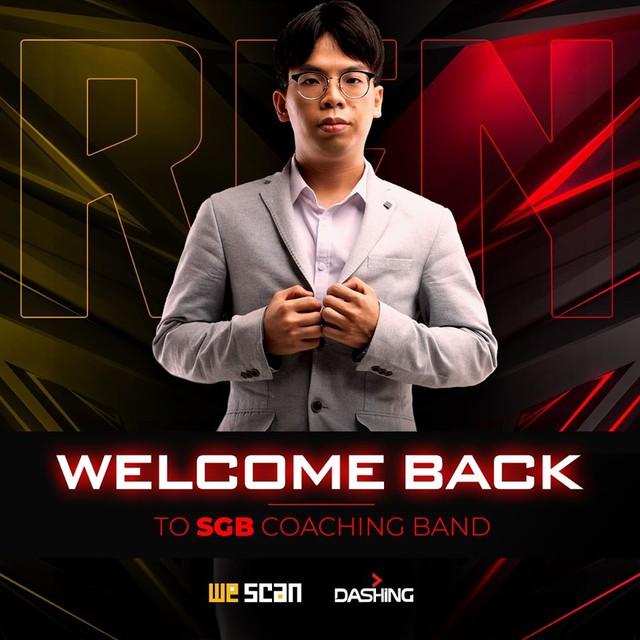 Chính thức: Ngài Ren bất ngờ trở lại VCS, trở thành HLV của Saigon Buffalo - Ảnh 1.