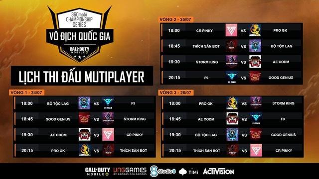 Series A, giải đấu hàng đầu của Call of Duty: Mobile VN chính thức khởi tranh vào 24/7 - Ảnh 1.