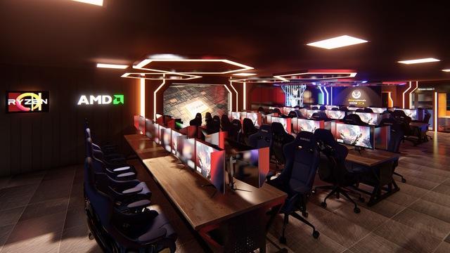 Vikings Esport Arena Hoàng Hoa Thám: Làn gió mới cho thị trường Cyber Cafe Hà Nội - Ảnh 1.