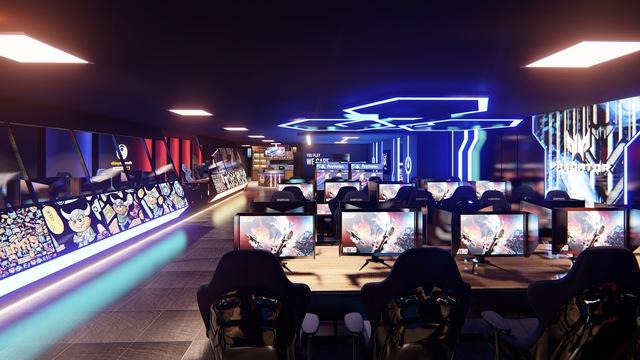 Vikings Esport Arena Hoàng Hoa Thám: Làn gió mới cho thị trường Cyber Cafe Hà Nội - Ảnh 3.