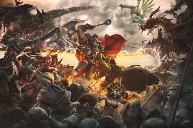 LMHT: Giả thuyết gây sốc - Jarvan IV là kẻ ám sát vua cha để cướp ngôi Hoàng đế Demacia? - Ảnh 3.