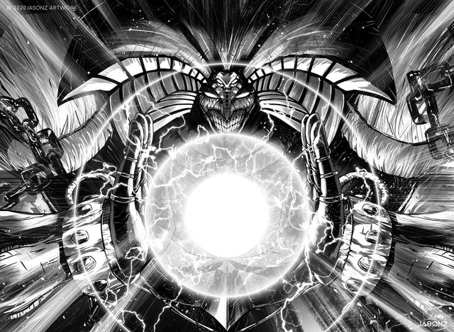 Những điều chưa biết về Exodia, lá bài thần sức mạnh nổi tiếng trong Yu-Gi-Oh! - Ảnh 4.