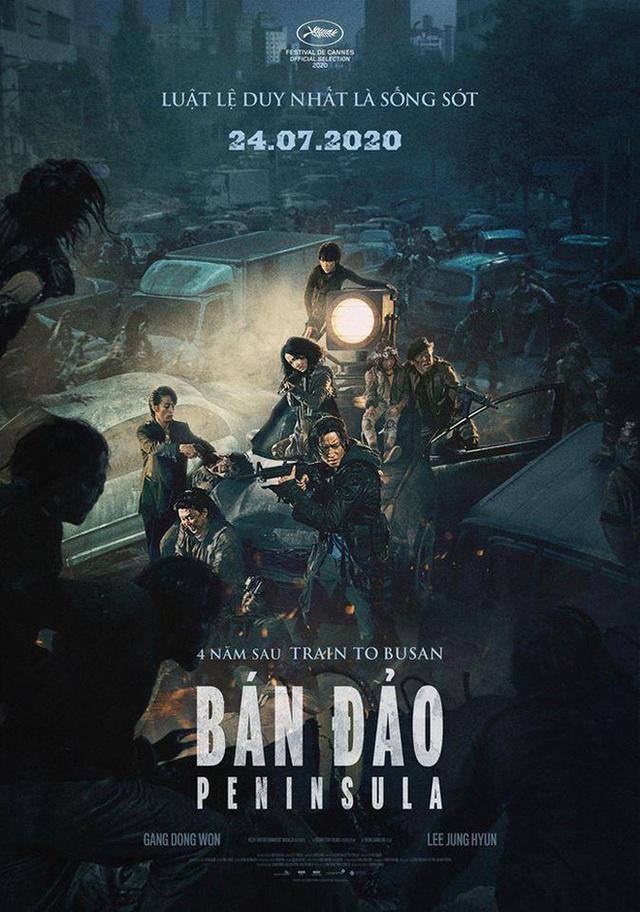 Chuyện bi hài ở Peninsula (Train To Busan 2): Zombie chỉ là cameo, trong khi các tay đua giật sạch spotlight - Ảnh 12.