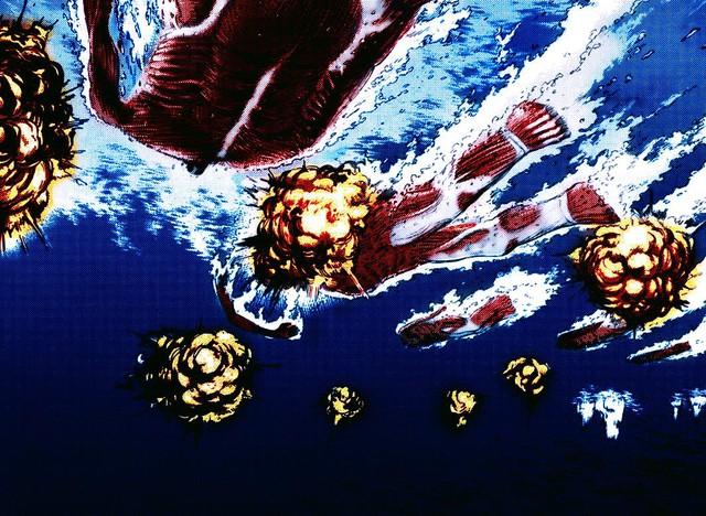 Tổng hợp những khí tài quân sự và công nghệ của nhân loại trong Attack on Titan - Ảnh 3.