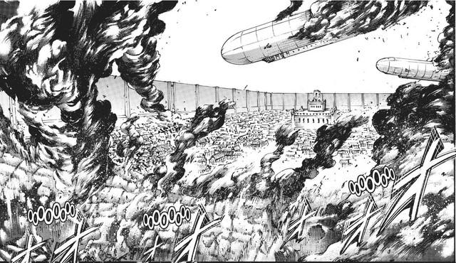 Tổng hợp những khí tài quân sự và công nghệ của nhân loại trong Attack on Titan - Ảnh 4.