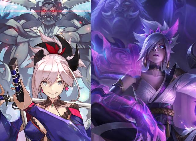 Game thủ tếu táo bình luận về skin Riven Tàn Kiếm U Hồn - Trả Susanoo lại cho Sasuke đi Riot - Ảnh 8.
