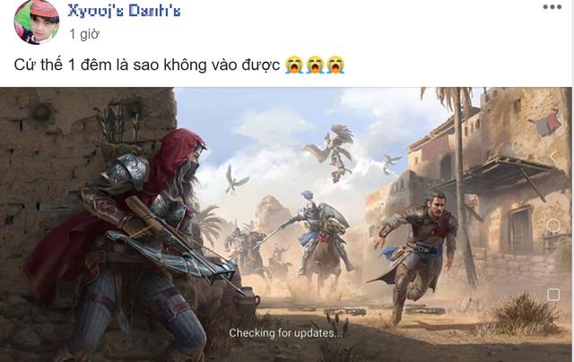 Game sinh tồn phong cách cổ trang này đang khiến người chơi Việt phát cuồng, thức nguyên đêm để đợi vào game - Ảnh 2.