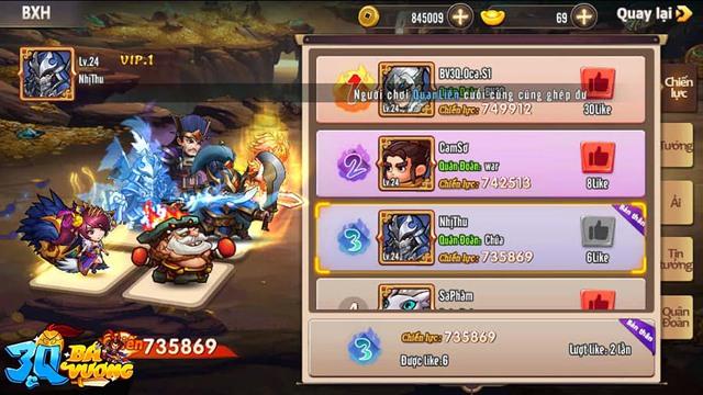 Chiều lòng người chơi, 3Q Bá Vương mở test game sớm, tặng FREE 60.000 KNB thỏa sức khám phá! - Ảnh 12.