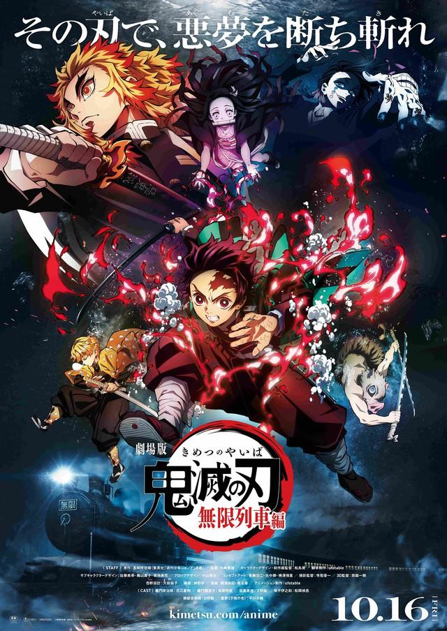 Kimetsu No Yaiba và những movie được fan anime/manga hóng từng ngày ra mắt - Ảnh 3.