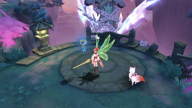 Game phiêu lưu mạo hiểm Goddess MUA tặng người chơi 10 lần quay thưởng miễn phí mừng ra mắt - Ảnh 2.