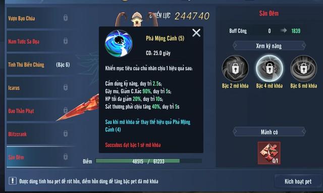 Pet: Chỉ 1 chi tiết rất nhỏ nhưng Vệ Thần Mobile ăn đứt các tựa game nhập vai cùng loại, chẳng trách 500 anh em PK cả ngày không chán - Ảnh 2.