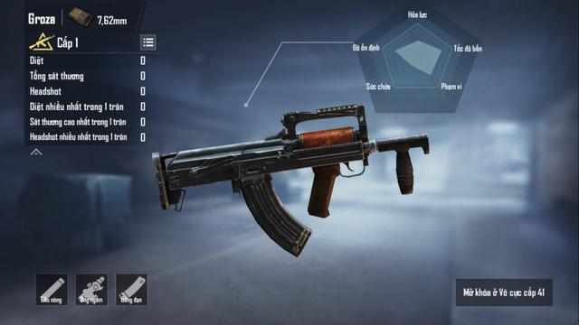 Những vũ khí tốt nhất trong PUBG Mobile và hướng dẫn cơ bản cho người chơi mới - Ảnh 1.
