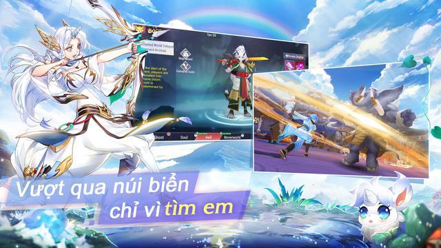 Game phiêu lưu mạo hiểm Goddess MUA tặng người chơi 10 lần quay thưởng miễn phí mừng ra mắt - Ảnh 3.
