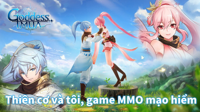 Game phiêu lưu mạo hiểm Goddess MUA tặng người chơi 10 lần quay thưởng miễn phí mừng ra mắt - Ảnh 4.