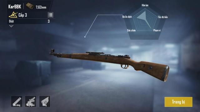 Những vũ khí tốt nhất trong PUBG Mobile và hướng dẫn cơ bản cho người chơi mới - Ảnh 7.